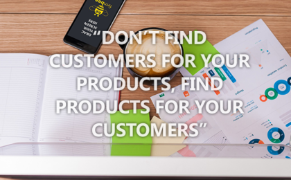 Find Products For Your Customer