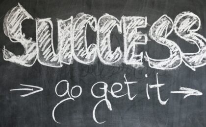 Success Go For It